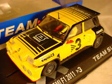 Team Slot ESPORT E3 Renault Maxiturbo #3 ELSESPORT Premi F1 2011 SRE02 MB 1/32