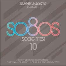 Blank & Jones - So80s (so Eighties) 10 NEW 3 x CD