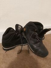 Mens timberland boots pro safety size 10 used colours black
