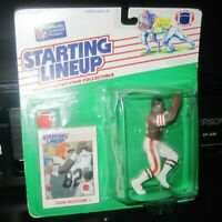 Starting Lineup Ozzie Newsome sports figure 1988 Kenner Browns SLU NFL RARE