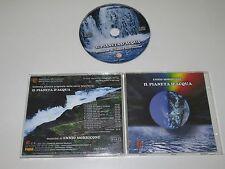 ENNIO MORRICONE/IL PLANETA D´ACQUA(COMETA EDIZIONI MUSICALI CMT 10017) CD ALBUM