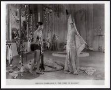 ANNA MAY WONG & JULANNE JOHNSTON 1924 Thief of Bagdad RESTRIKE PHOTO DBW
