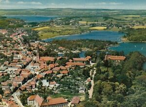 Rosenstadt Eutin Holst.Schweiz Luftbild ngl D5959