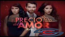 El Precio Del Amor  Telenovela Turca 7 Dvds