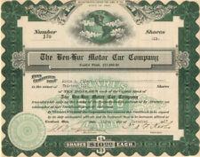 Ben-Hur Motor Car Company