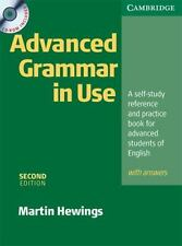 Advanced Grammar in Use by Martin Hewings (2005, CD-ROM / Paperback)