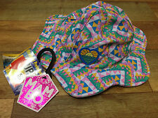 Size 53cm (Approx 3Yrs) ~ MAMBO ~ Print Bucket Hat ~ NWT RRP $16!