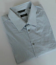 Paul Smith Chemise Taille 18 Rayures Extra Large Slim Le Westbourne