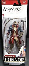 "Assassin's Creed Serie 5 figura de revolucionario Connor Nuevo! 6""/Xbox/PS4"