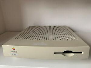 Apple Macintosh LC Performa 475, 68040 w/ FPU, 33MHz Mod, 4GB BlueSCSI, 20MB RAM
