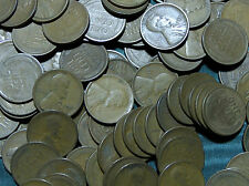 One (1) 1920-S Lincoln Wheat Cent average circulated penny $2.99 combined S&H