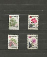 RUSSIA - 1962 The 150th Anniversary of Nikitsky Botanical Garden  - USED SET.