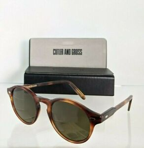 Brand New Authentic CUTLER AND GROSS OF LONDON Sunglasses M : 1233 C : DT02