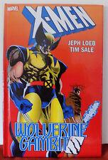 X-MEN- WOLVERINE GAMBIT HARDCOVER EDITION MARVEL COMICS Box F1