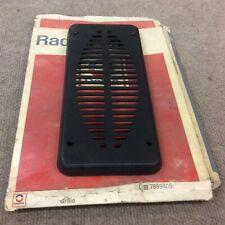 NOS GM 73-88 Chevy GMC K5 BLAZER TRUCK REAR SPEAKER GRILLE COVER TRIM 15623906