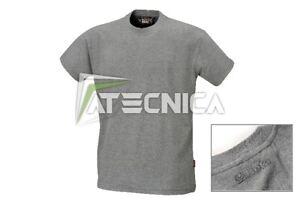 T-Shirt Baumwolle Grau beta work 7548G Kleidung Profi Kurze Ärmel
