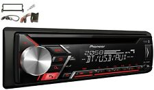 Pioneer deh-s3000bt CD USB AUX MP3 flacrds APP Set di montaggio per BMW MINI UN