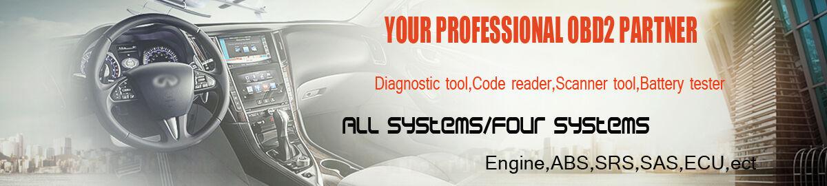 CAN Car Vehicle Pro Diagnostic Tool