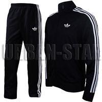 Adidas Original FIREBIRD Tracksuit Mens Full Tracksuit Trouser S, M, L, XL