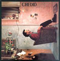 Louis Chedid LP Panique Organisée - France (VG/EX)