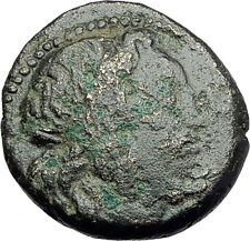 AMPHIPOLIS in MACEDONIA 148BC Rare R2 Ancient Greek Coin POSEIDON CLUB i62213