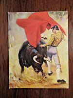 Bullfighter Matador Vinyl Sticker Waterproof Decal