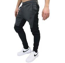 Nike Men's Sportswear Tech Fleece Jogger Anthracite Black Sz S Small 805162 012