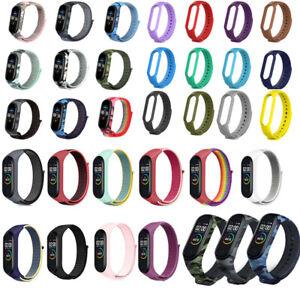 Für Xiaomi mi Band 2/3/4/5 / 6 Armbanduhr Band Armband Band Ersatz Au