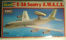 Revell Kiko (Brazil) Boeing E-3A AWACS 1980s issue kit 4422  sealed 1:144 NIB