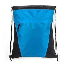 U-TURN AIR MESH SPORT PACK - Draw String Backpack - Blue