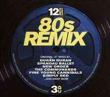 VARIOUS ARTISTS - 12 INCH DANCE: 80S REMIX NEW CD