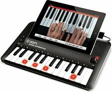 New Ion Audio Piano Apprentice 25 Key Lighted Keyboard for iPad, iPhone and iPod