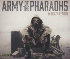 In Death Reborn [PA] [Digipak] by Army of the Pharaohs (CD, Apr-2014, Enemy Soil)