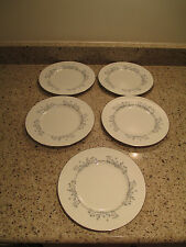 Minton Pandora Wreath stamp 5 Salad plates