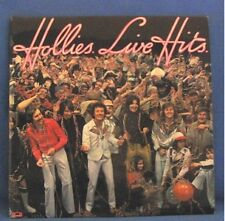 HOLLIES, LIVE HITS-LP RECORD