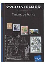 Catalogue Yvert tome 1 2020 timbres de France