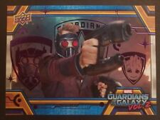 Upper Deck GUARDIANS OF THE GALAXY Vol 2 Complete PURPLE FOIL Set (90 Cards)#/99