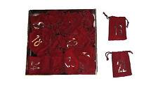 """Adventskalender """"Schmuck"""" mit 24 Samtbeutelchen - Weihnachten, Dekoration - NEU"""