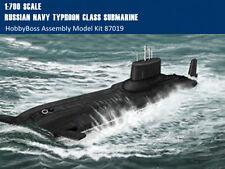HobbyBoss 87019 1/700 Russian Navy Typhoon Class Submarine Assembly Model Kits