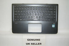 WORKING HP Pavilion X360 13-S154sa Laptop Palmrest Upper Cover UK Keyboard (sd)