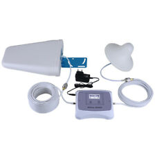 Signal booster DUAL BAND 850 & 1900mhz 2g 3g 4g mobile signal Repeater