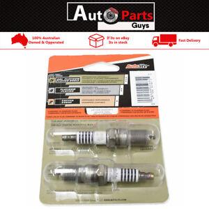 Autolite Platinum Spark Plug Set of Eight fits Holden Commodore V8 5.7 6.0 6.2L