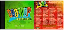 CD 4 - 1963 - DOO WOP DELIGHTS