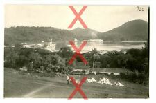 KREUZER EMDEN - orig. Foto, Hafen, Pulang, Sabang, Sumatra, Indonesien, 1926-28