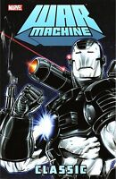 War Machine Classic Vol 1 by Kaminsky & Gecko TPB 2010 Marvel Comics