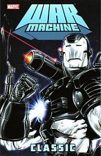 War Machine Classic Vol 1 by Kaminsky & Gecko TPB 2010 Marvel Comics