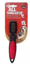 Mikki Matt Breaker Brush Removes Knots & Tangles Dog Cat Hair Grooming Tool