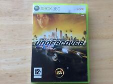 Need For Speed Undercover Xbox 360 Game! Look In The Shop!