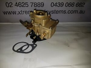 RECO STROMBERG BV-2 GOLD COLOUR SUIT FORD 188 XW FALCON 2-3117