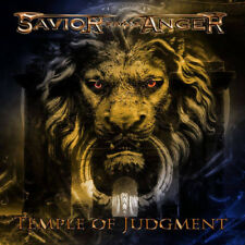 Savior From Anger : Temple of Judgment CD (2016) ***NEW***